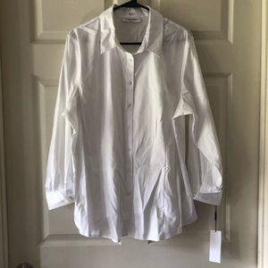 Calvin Klein Button Long Sleeve Shirt